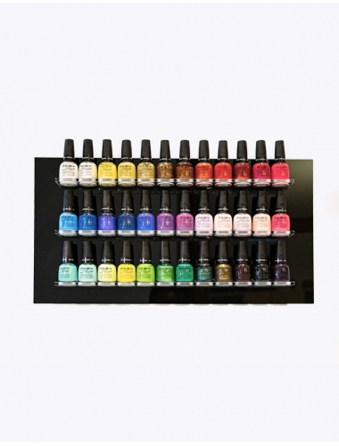 Wall display voor 36 kleuren (leeg)