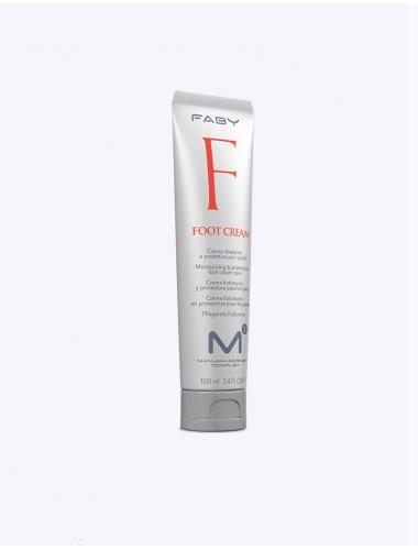 FABY FOOT CREAM - Hydraterende voetencrème (100ml)