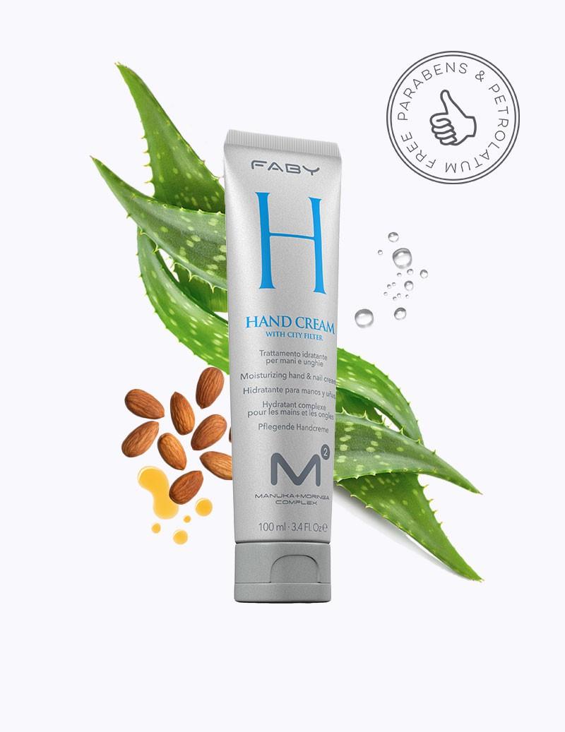 HAND CREAM - Crème pour les mains avec city filter (100ml)